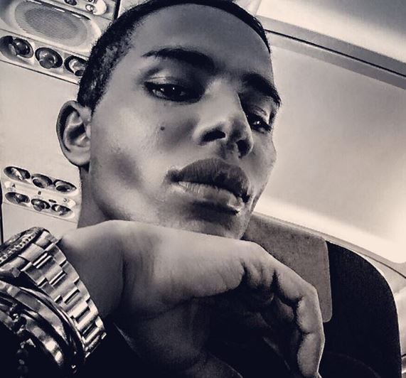 Olivier Rousteing firma collezione per Nike