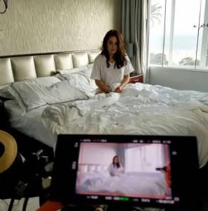 Romina Power sul set con la figlia a Los Angeles! FOTO