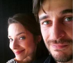 Lino Guanciale, chi è la fidanzata Antonietta Bello FOTO