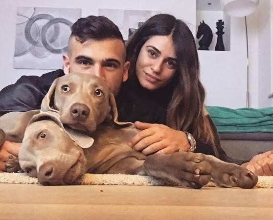 Stefano Sturaro, chi è la fidanzata Federica Pignotti FOTO
