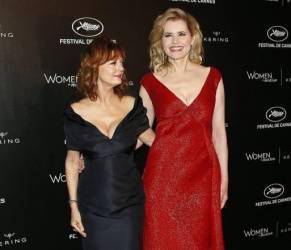 Thelma & Louise, Geena Davis e Susan Sarandon a Cannes 25 anni dopo13