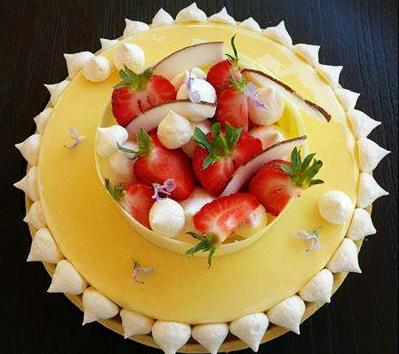 Lemon Passion Tarte... Ovvero un'esplosione di esotica dolcezza