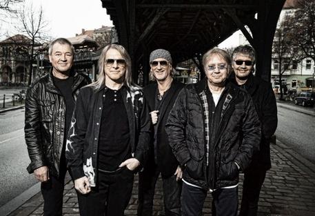 Deep Purple tornano in Italia a luglio: le date