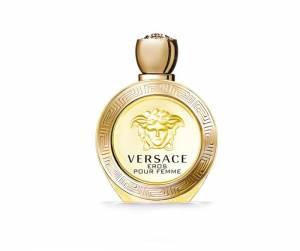 Versace lancia Eros, fragranza femminile del potere