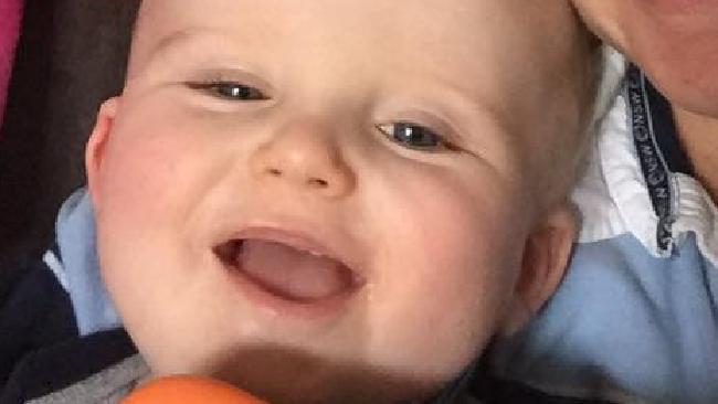 """""""Vaccinate bimbi contro varicella. Mio figlio Elijah ora è così3"""