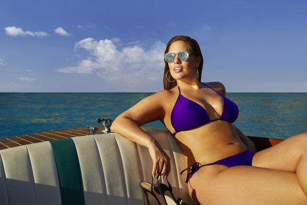 Ashley Graham, modella curvy orgogliosa 3