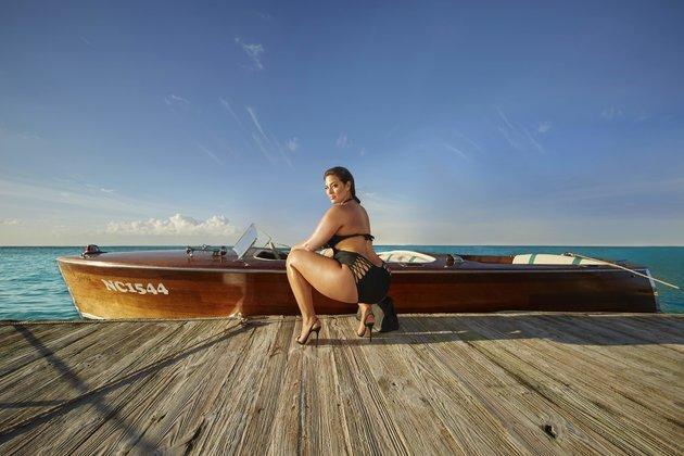 Ashley Graham, modella curvy orgogliosa 2