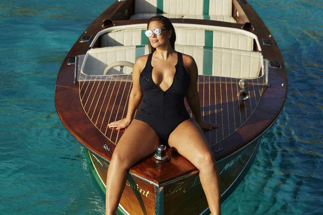 Ashley Graham, modella curvy orgogliosa 1