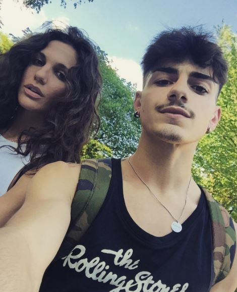 Elena D'Amario e Alessio La Padula insieme a New York FOTO