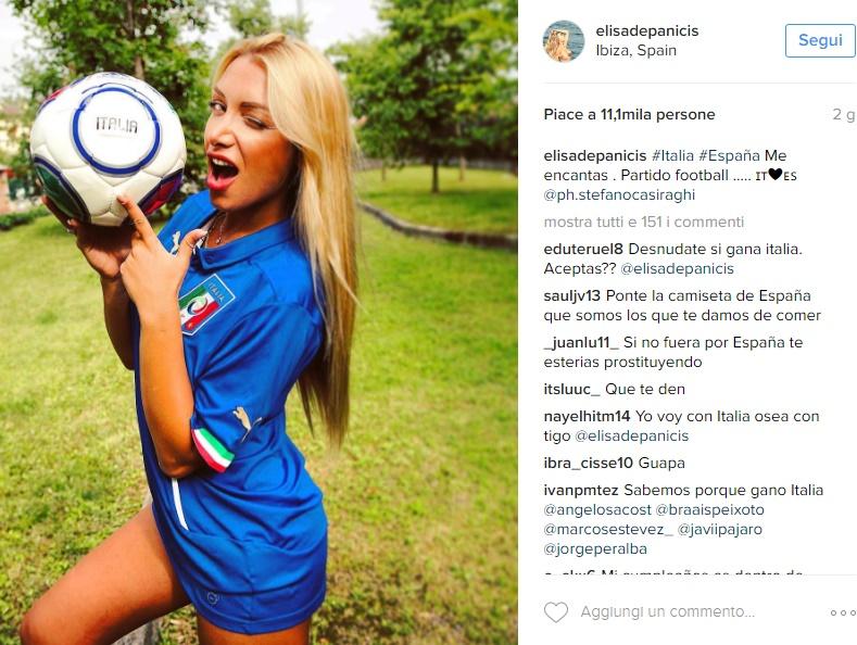 Cristiano Ronaldo, chi è la fidanzata Elisa de Panicis FOTO