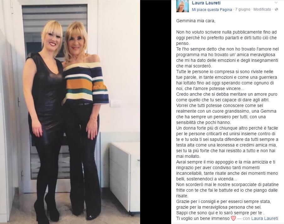 "Gemma Galgani, parla Laura Laureti: ""Tutti pensavano che..."""