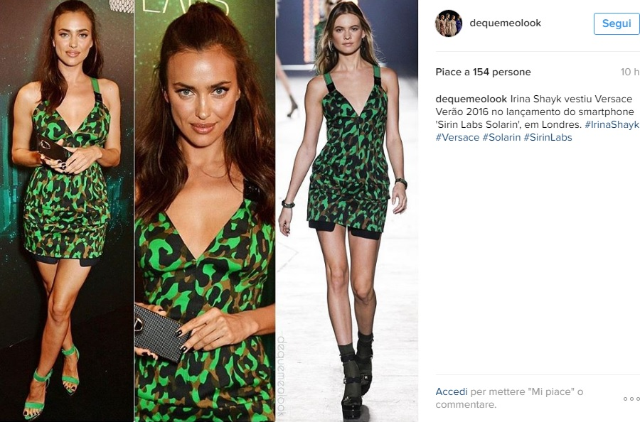 Irina Shayk, Gigi Hadid, Kylie Jenner: military style FOTO