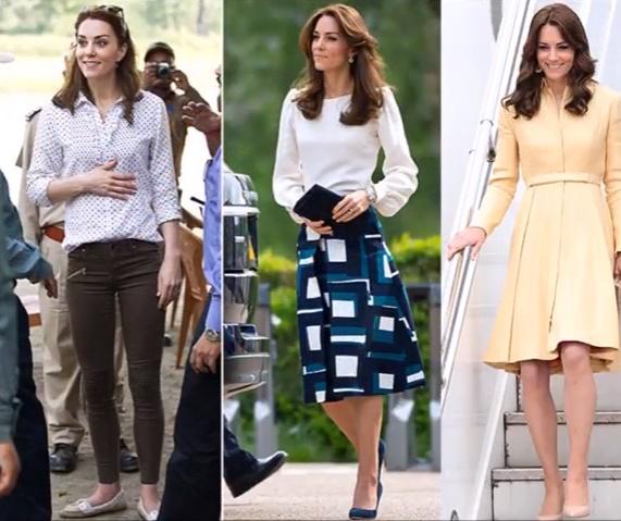 Kate Middleton, look primaverili più belli FOTO