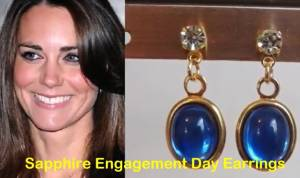 Kate Middleton, gli orecchini più belli della Duchessa FOTO