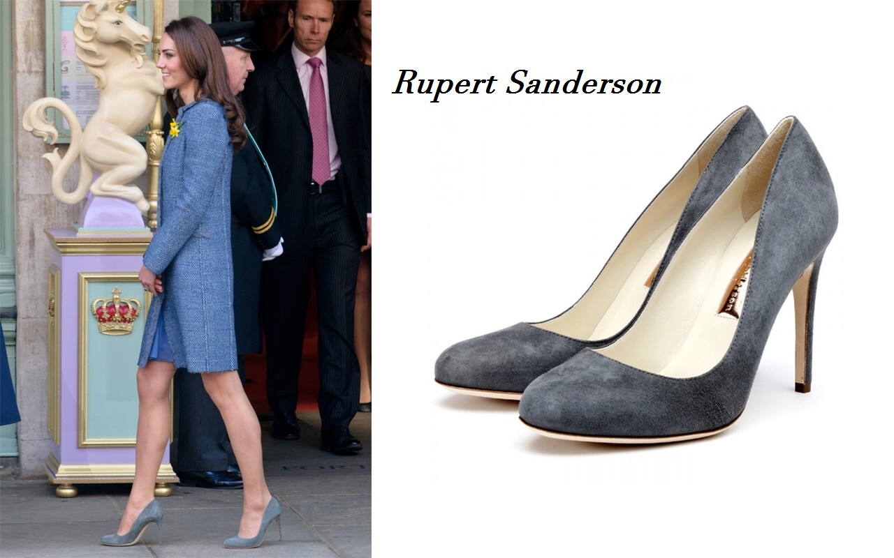 con Kate tacchi scarpe Ladyblitz amate Middleton le senza e FOTO più wrXO1rfqa