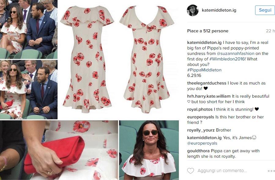 Kate Middleton, sorella Pippa: incidente sfiorato e... FOTO
