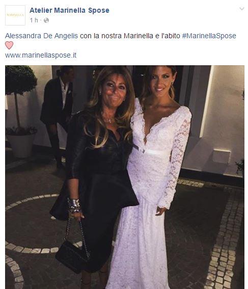 Temptation Island, Alessandra e Emanuele sposi a Napoli FOTO