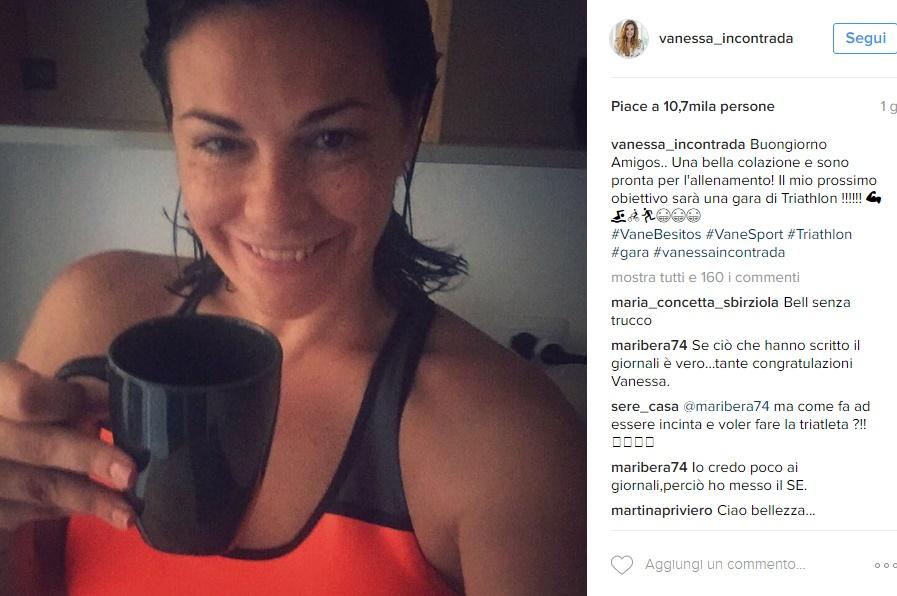 Vanessa Incontrada non è incinta: non c'è alcuna gravidanza FOTO