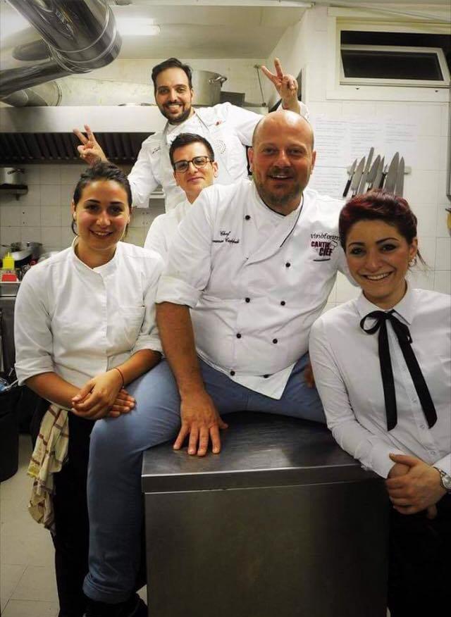 Le Tamerici e lo Chef Giovanni Cappelli un connubio spettacolare