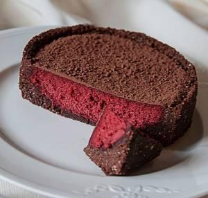 Red Velvet Cheesecake... Ovvero due torte in una