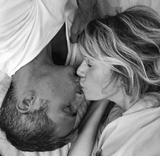 """Alessia Marcuzzi parla del marito Paolo: """"E' un santo"""""""