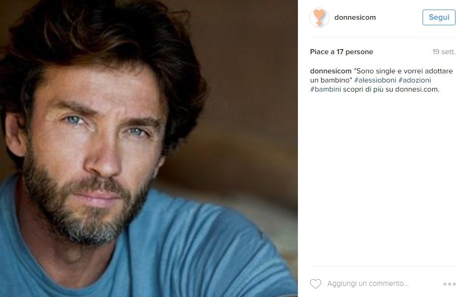 Alessio Boni è fidanzato? Vita privata, età, curiosità FOTO