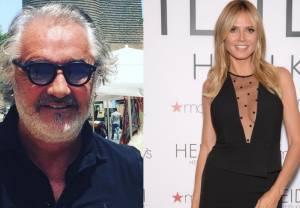 """Flavio Briatore: """"Heidi Klum? Sua figlia è mia ma..."""""""