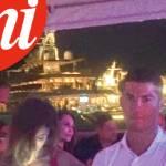 Cristiano Ronaldo e Cristina Buccino insieme a Ibiza. L'ex naufraga della penultima edizione dell'Isola dei Famosi ha fatto colpo sul bomber
