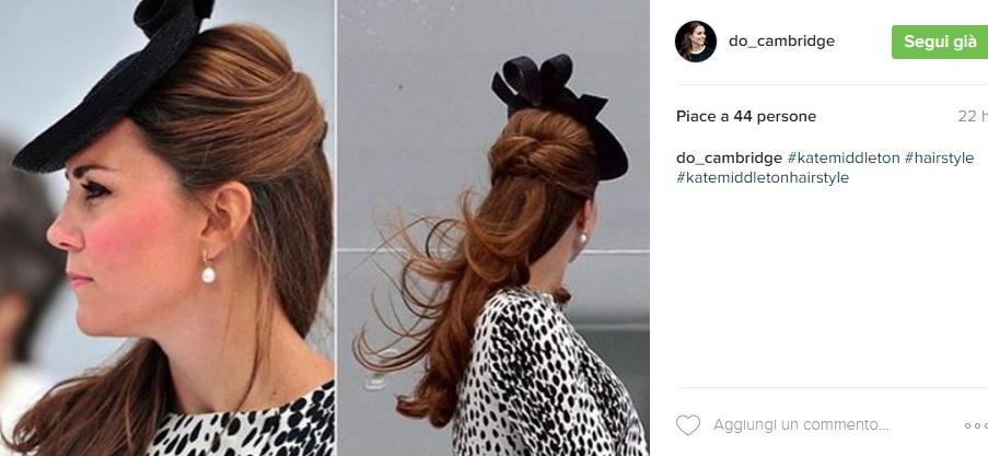 Kate Middleton, look capelli: le acconciature più chic FOTO