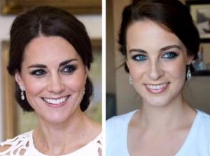 Kate Middleton, look make up: neutro e chic VIDEO tutorial