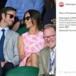 Kate Middleton, sorella Pippa in bici e... anello in vista FOTO