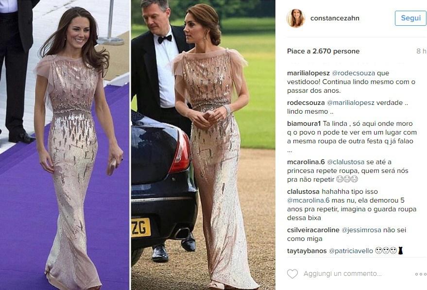Kate Middleton regina del riciclo: i look FOTO