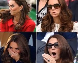 Kate Middleton sempre perfetta? I momenti più imbarazzanti FOTO