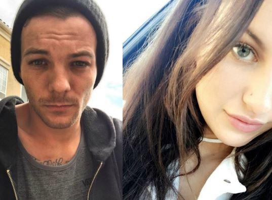 """Louis Tomlinson (One Direction): amico dell'ex Briana: """"Non è una..."""