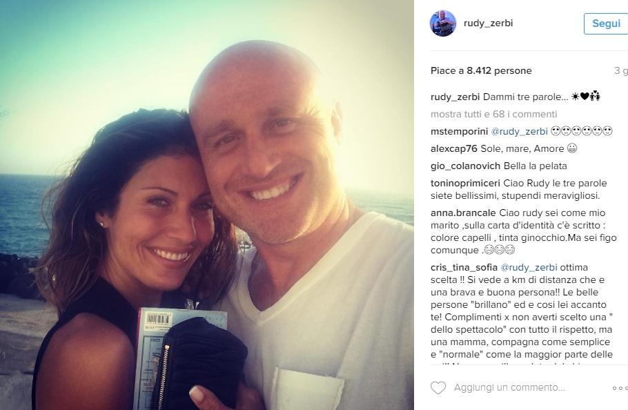 Rudy Zerbi, chi è la moglie Maria Soledad Temporini FOTO
