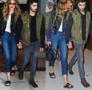 Zayn Malik e gli stivali in estate: moda o piaga? FOTO