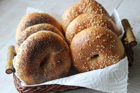 Bagels, i panini più famosi d'America