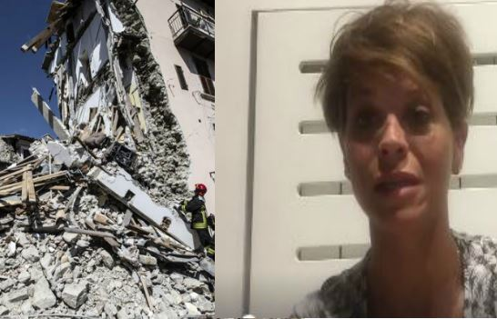 """Terremoto, Alessandra Amoroso devolve ricavati di """"Vivere a colori"""""""