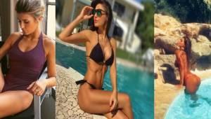 Elisabetta Canalis, Anna Tatangelo, Belen Rodriguez: mamme al top