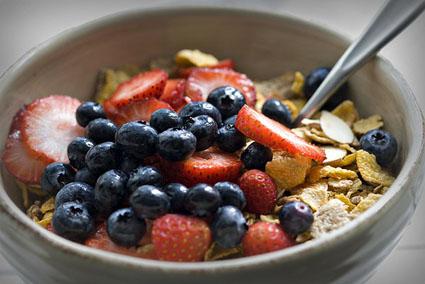Cancro al seno, più frutta e cereali integrali per ridurre recidive