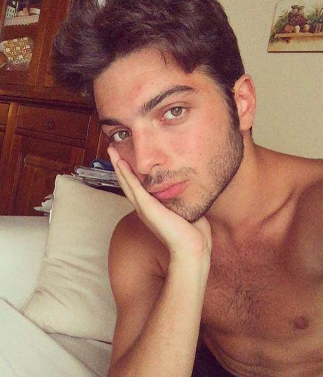 Gianluca Ginoble (Il Volo) sensuale su Instagram FOTO