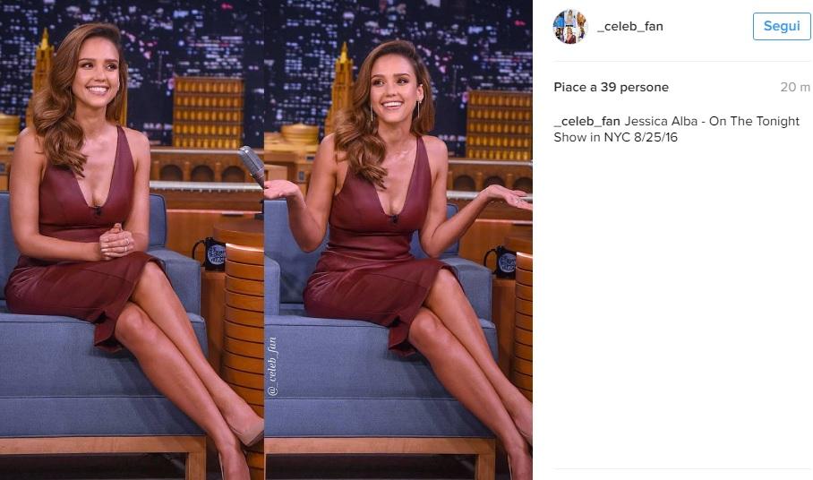 Letizia Ortiz, Jessica Alba: tubino in pelle che passione FOTO