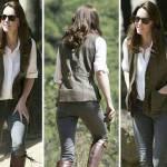 Kate Middleton, chic in pantaloni: i look più belli FOTO