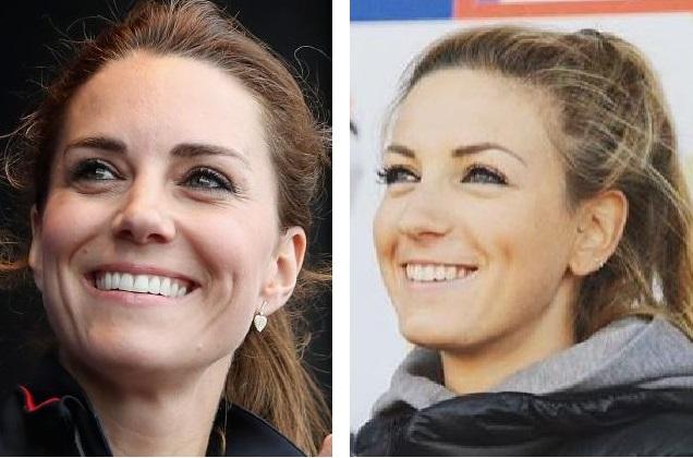 Kate Middleton ha una sosia a Rio 2016: ecco chi è FOTO