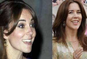 Kate Middleton, sosia Mary di Danimarca torna a scuola! FOTO