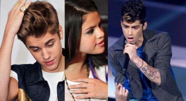 """Zayn Malik è stato con Selena Gomez? """"Justin Bieber ha detto..."""""""