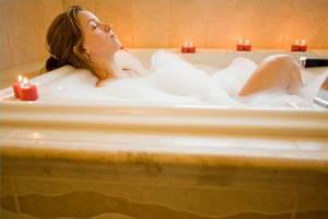 Dimagrire nella vasca da bagno: quante calorie si bruciano