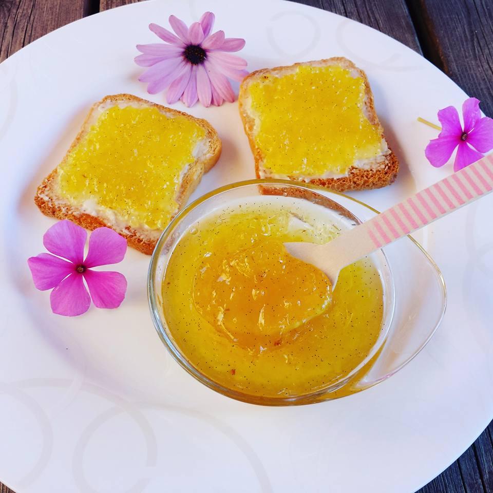 di Ananas, vaniglia e lime