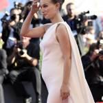 Natalie Portman incinta FOTO del pancino a Venezia