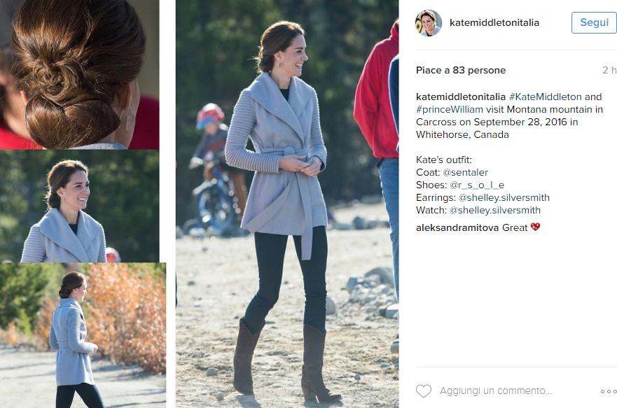 Kate Middleton, impeccabile anche casual: skinny low cost e.. FOTO